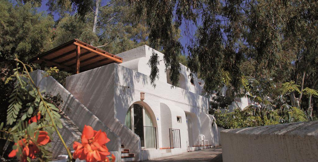 Benvenuti al Park hotel Arbatax Telis 4*, un resort immerso in un parco naturale