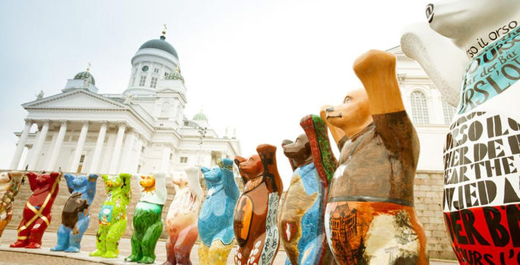 Scoprite la capitale finlandese