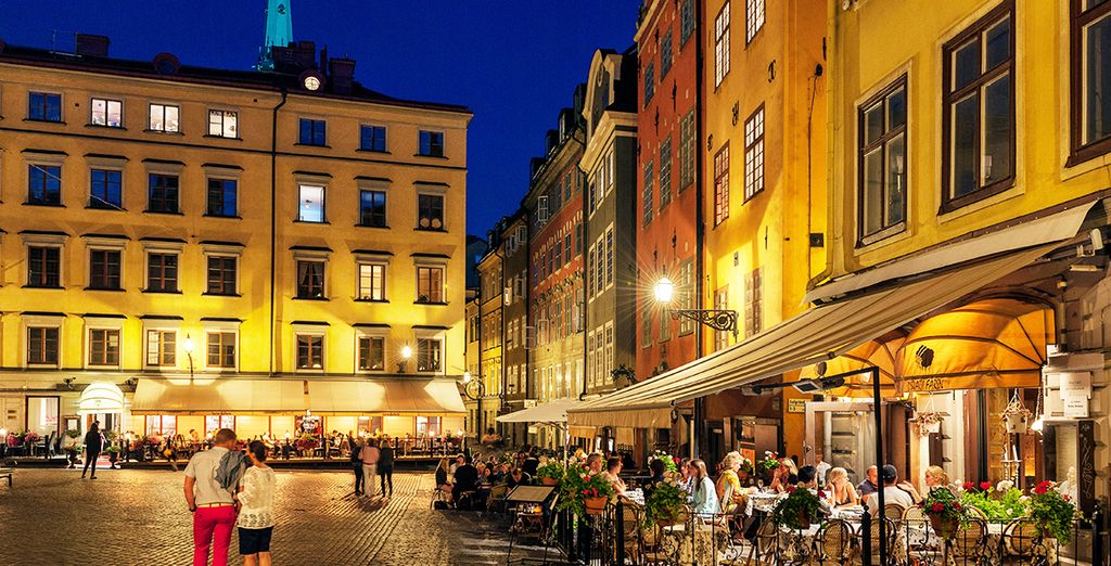Recensioni tour tra i gioielli sul baltico voyage priv for Capitale finlandese