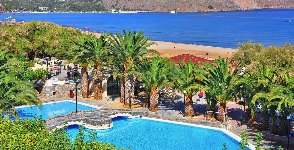 Nicolaus Club Mare Monte Beach Hotel 4* Voyage Privé : fino a -70%