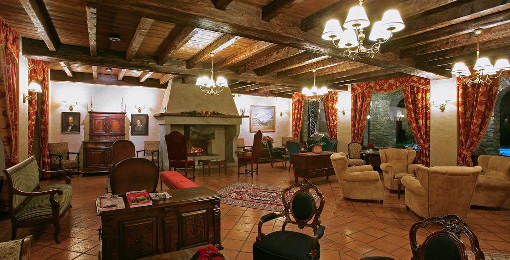 Troverete mobili d'epoca ed eleganti complementi d'arredo