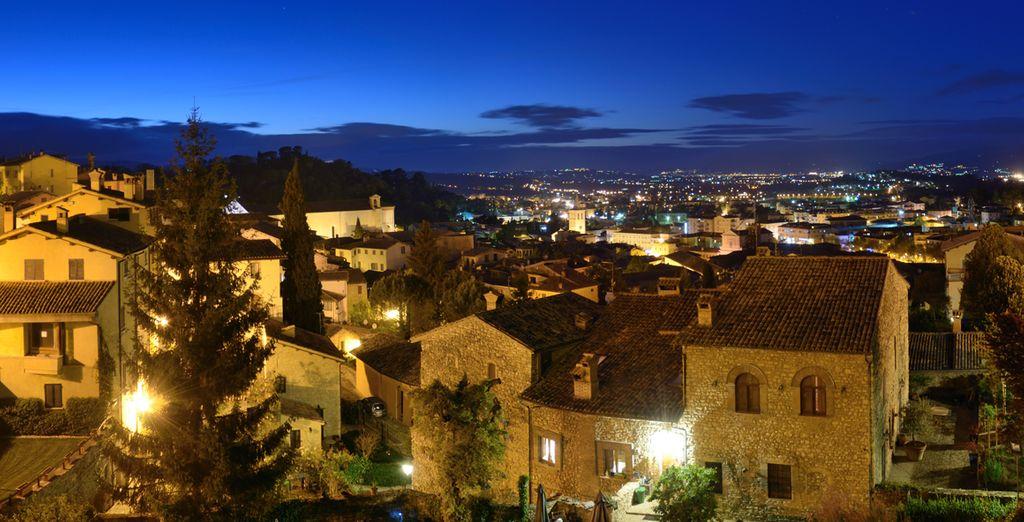 Scoprite la magica atmosfera dell'Umbria.