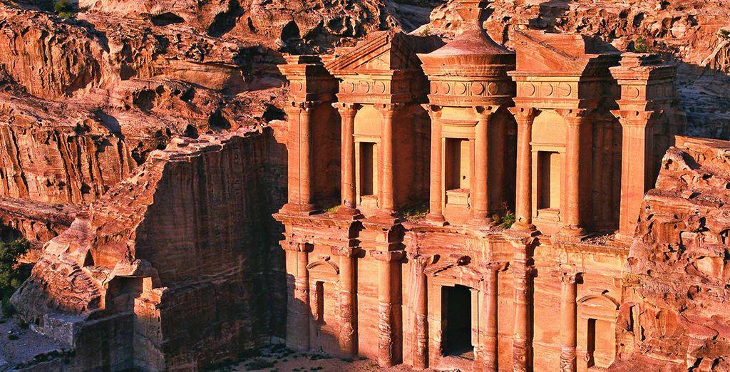 Pronti a vivere un meraviglioso viaggio tra i gioielli della Giordania?