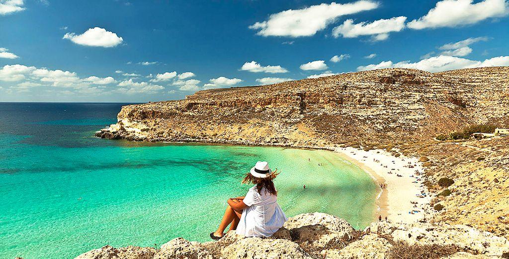 Appartamenti Lampedusa + Quarta Isola Formula Gold Voyage Privé ...