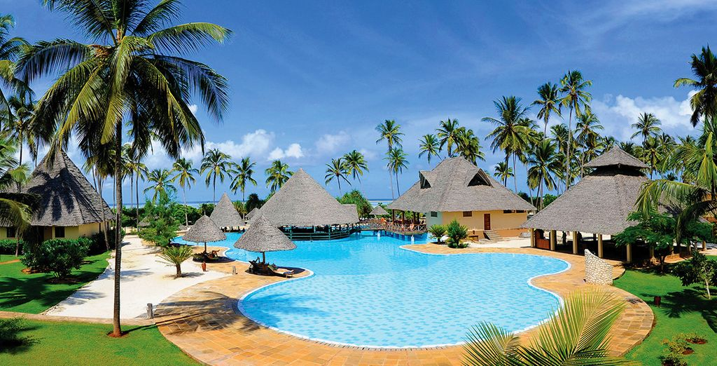 Neptune Pwani Beach Resort & Spa 5* Voyage Privé : fino a -70%
