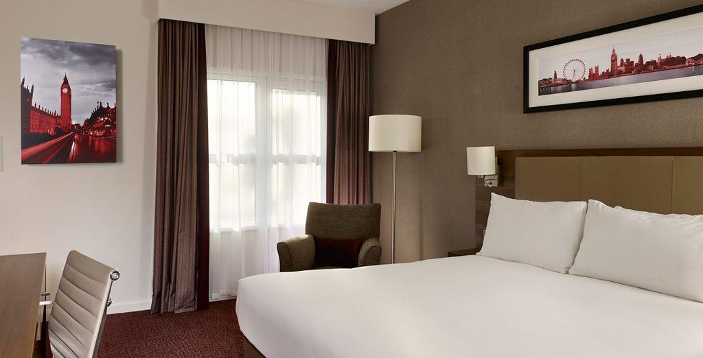 Hotel di alta gamma con tutti i comfort in Inghilterra, vicino ai monolocali di Harry Potter
