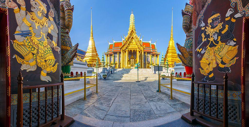Tempio di Bangkok