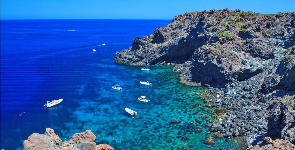 Esperienza di viaggio Pantelleria con escursioni Voyage Privé : fino ...