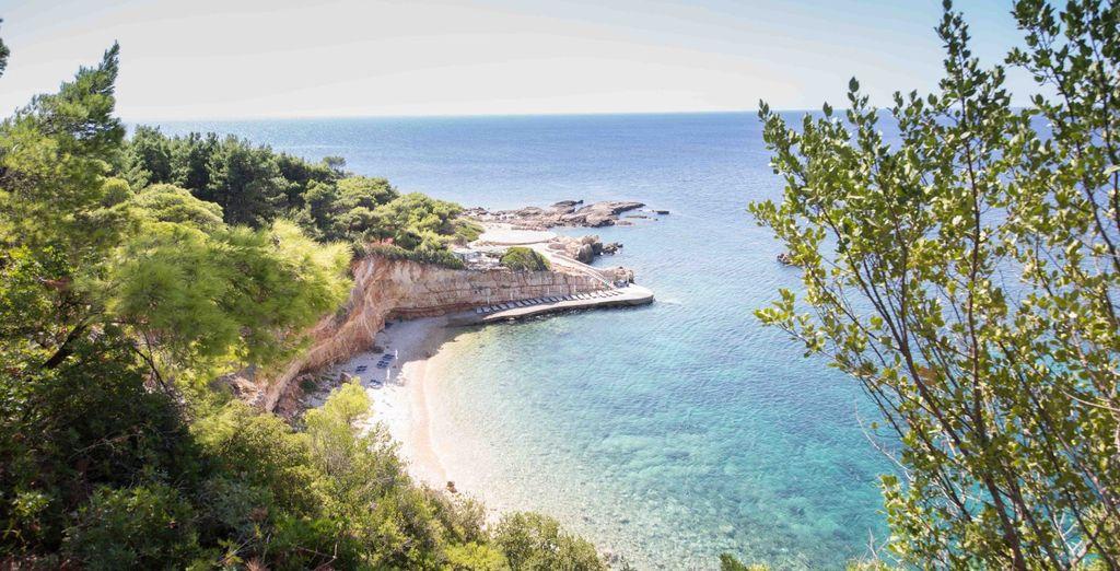 Fotografia di paesaggio dalla Grecia