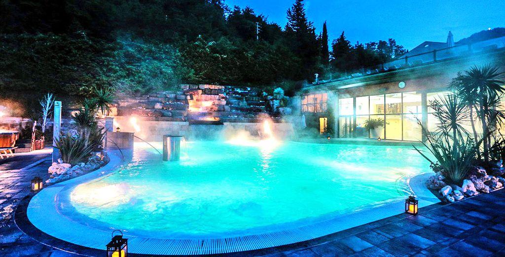 Ròseo Euroterme Wellness Resort 4* Voyage Privé : fino a -70%