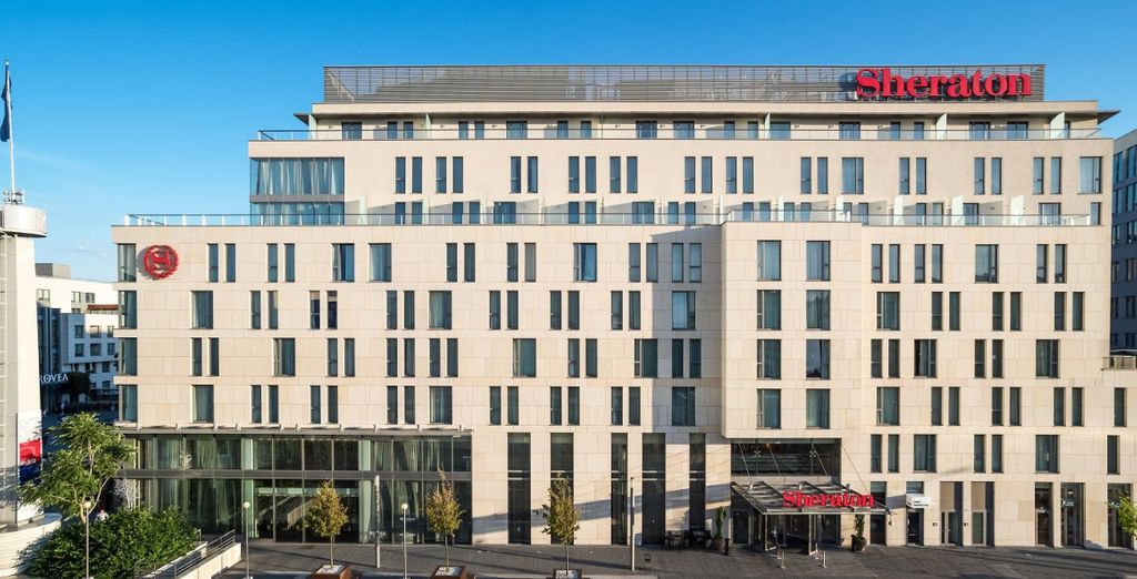 Hotel Sheraton Bratislava 5*