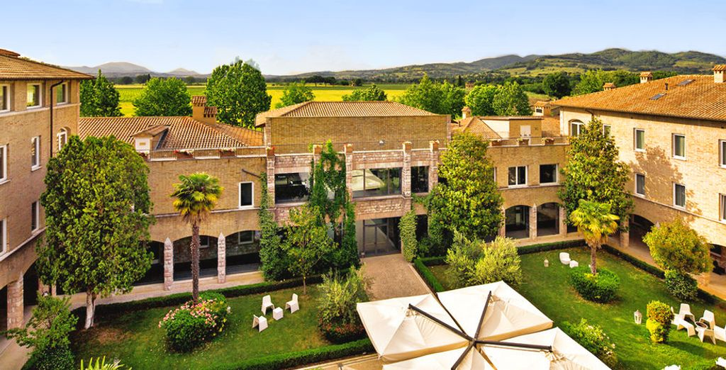 Hotel Cenacolo Assisi 4* Voyage Privé : fino a -70%