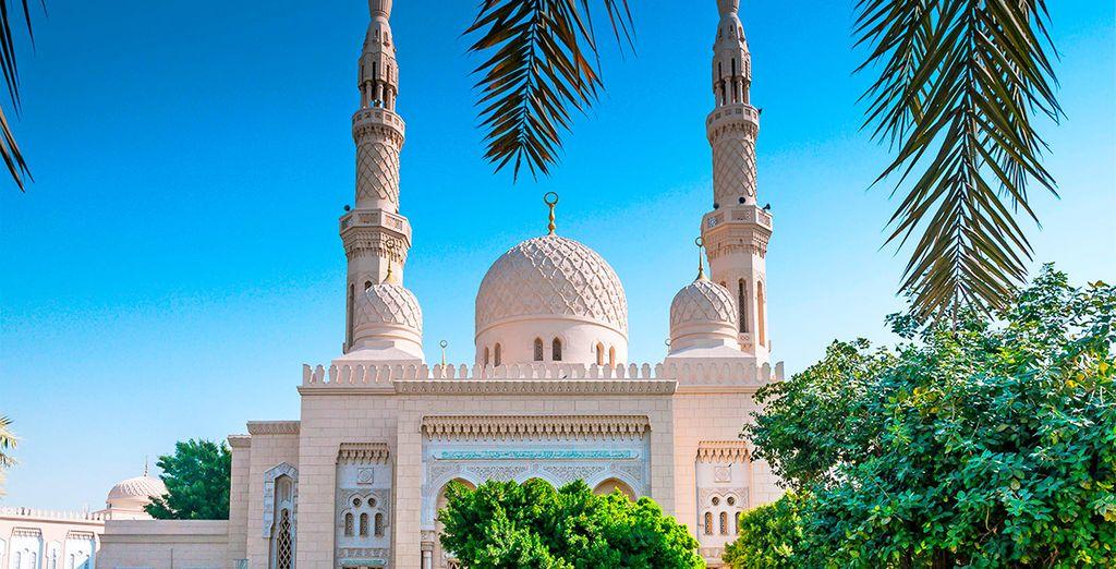Alla scoperta di Dubai con crociera e deserto - M Hotel Downtown By Millennium 4*