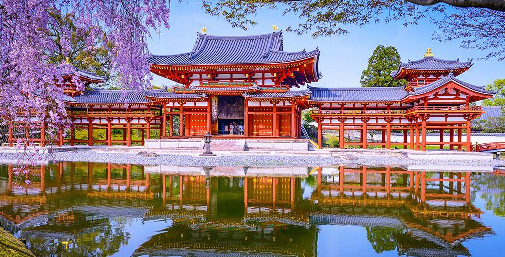 I templi giapponesi e la loro bella architettura