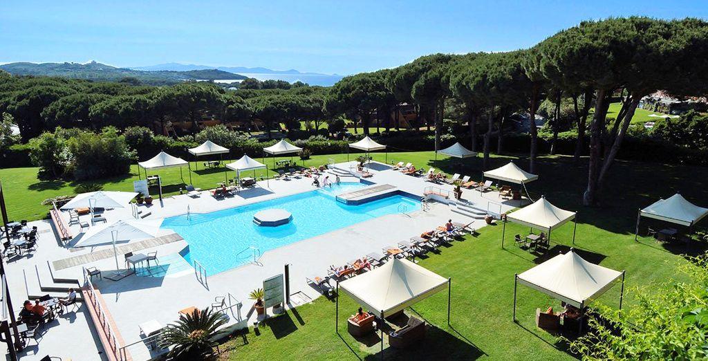 Golf Hotel Punta Ala 4*