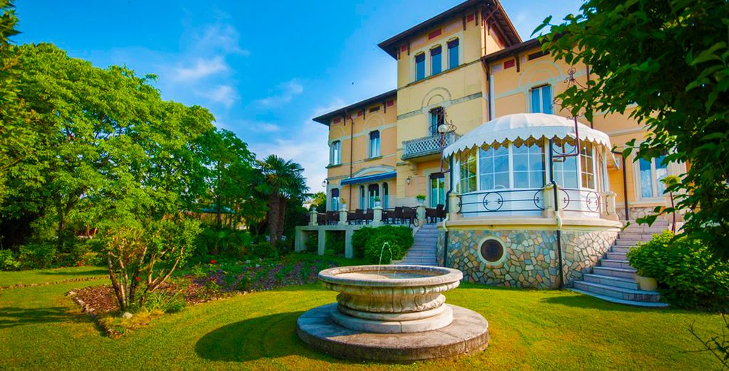 Hotel Villa Maria 4* -hotel a sirmione