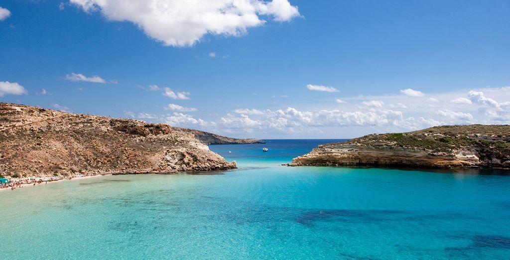 Paesaggi di Lampedusa