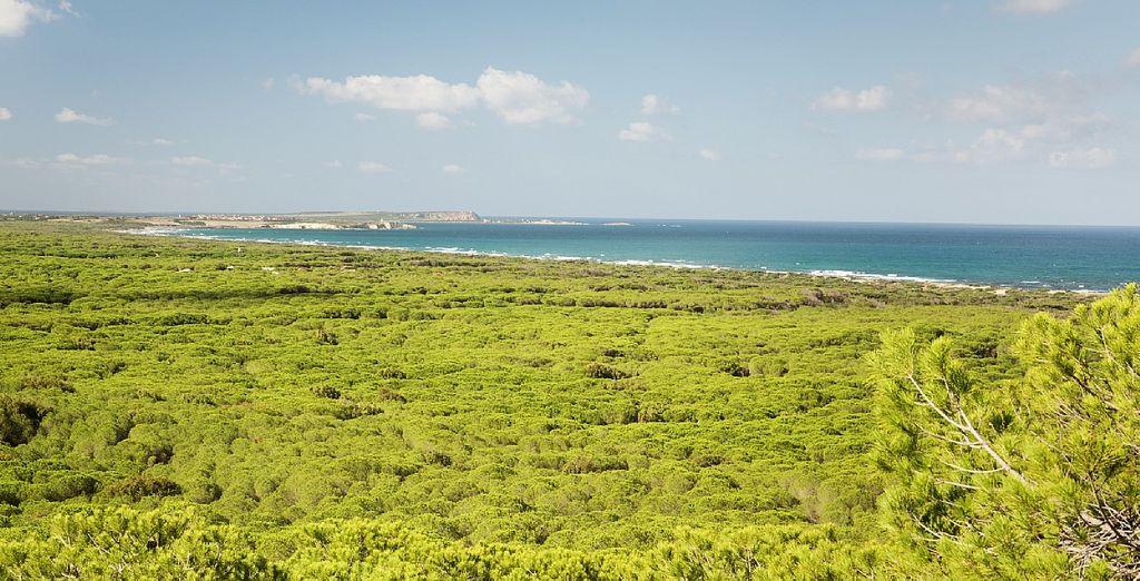 Sardegna un'arez protetta di particolare rilevanza ambientale