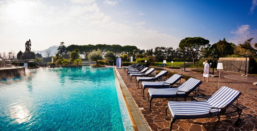 Radisson Blu Spa & Golf Resort Majestic 4* a Padova