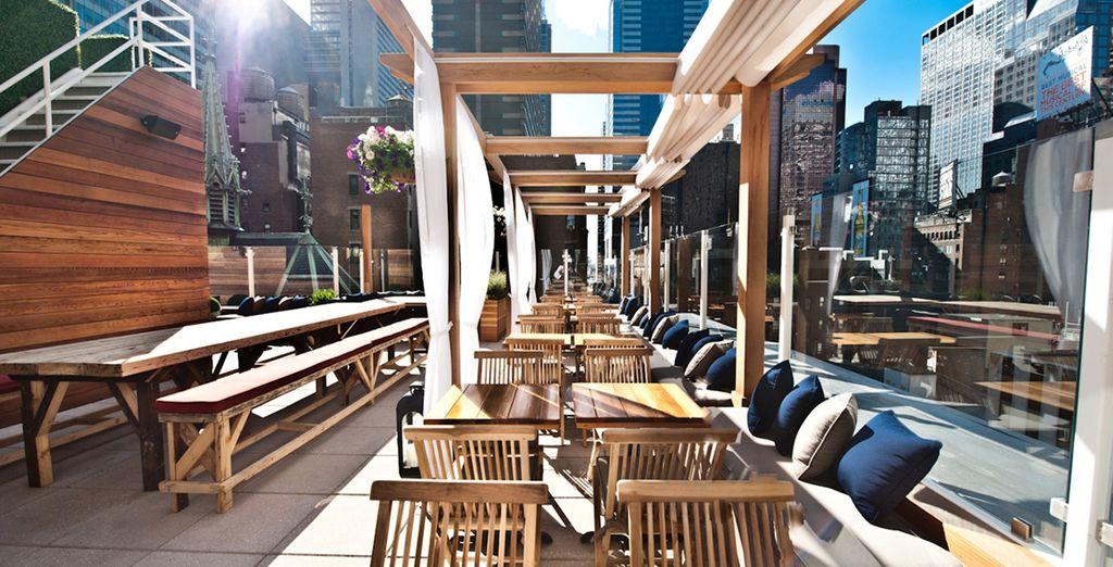 Sanctuary Hotel New York 5*