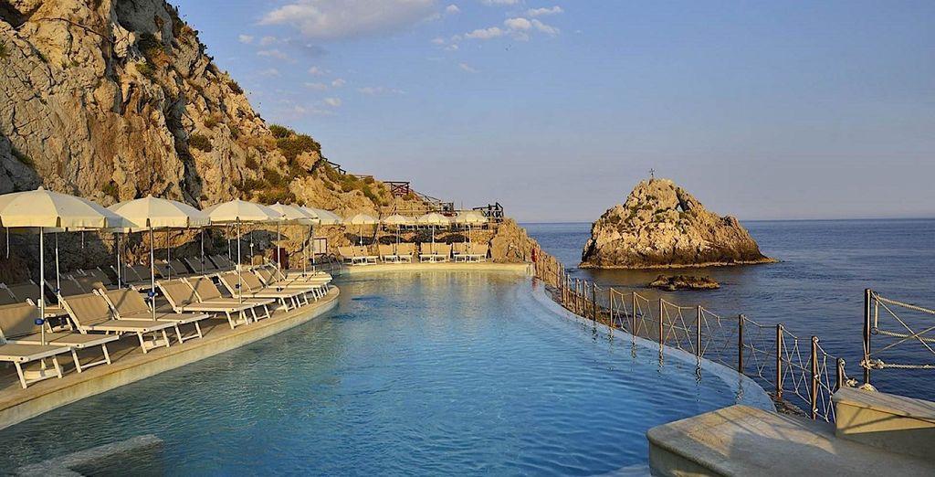 UNAHOTELS Capotaormina 4*- hotel a taormina