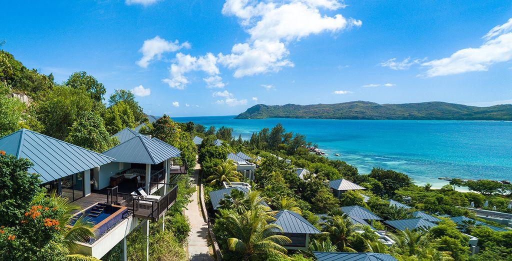 Hotel Raffles Seychelles 5*