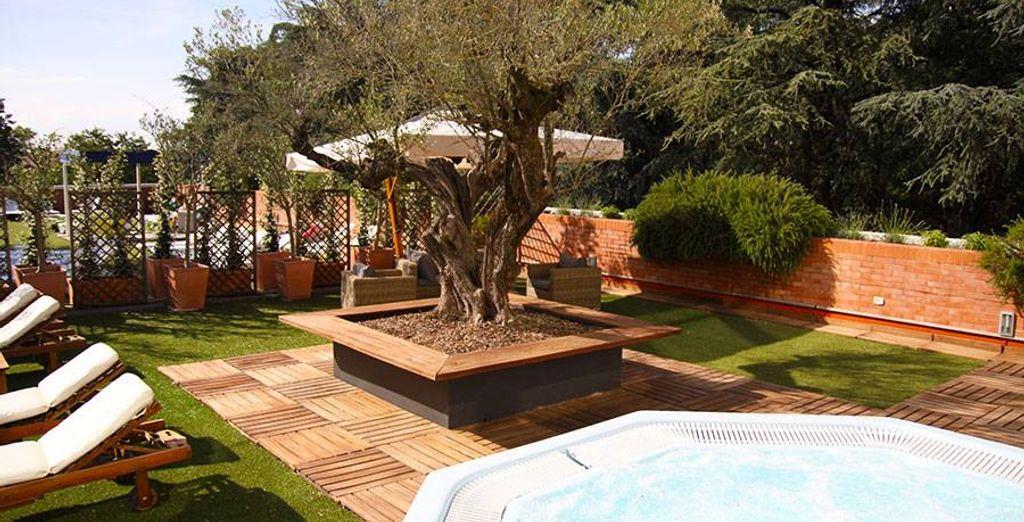 Hotel delle Rose Terme & Wellness Spa 4* a Modena