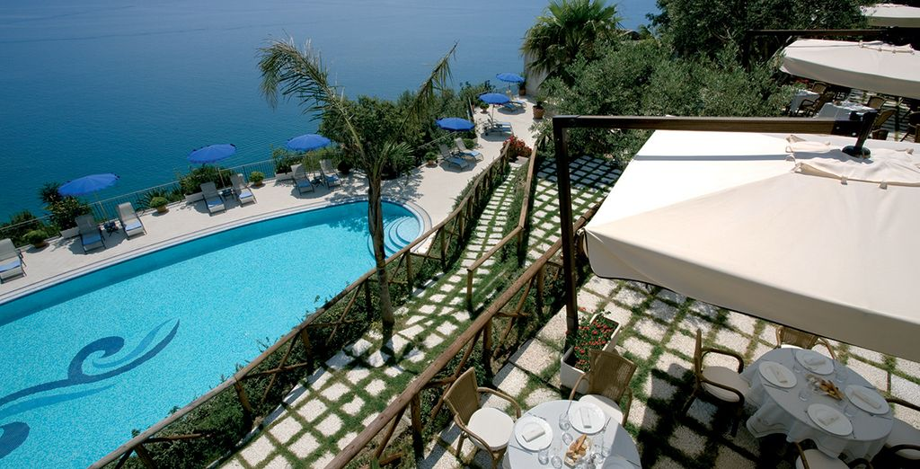 Raito Wellness Hotel & spa 5* a Salerno