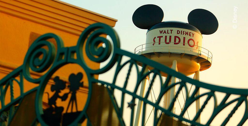 Vienna House Magic Circus 4* + Disneyland® Paris