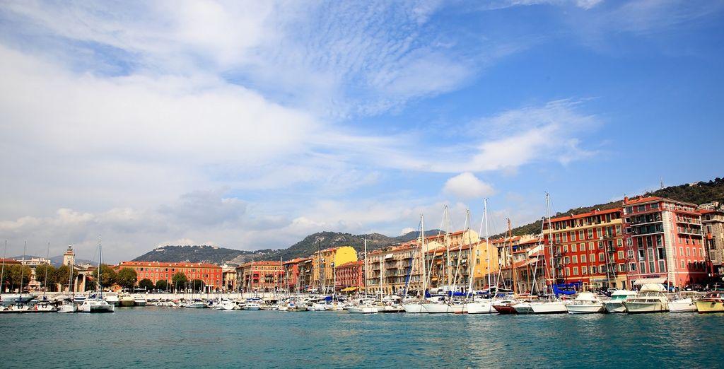Hotel Nice Riviera 4*