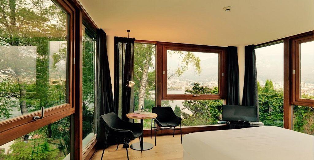 Recensioni casa sull 39 albero voyage priv for Piani casa sul lago con portici