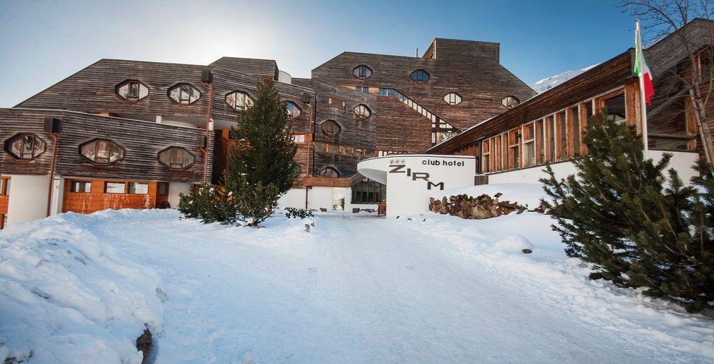 Il Blu Hotels Senales è pronto ad accogliervi