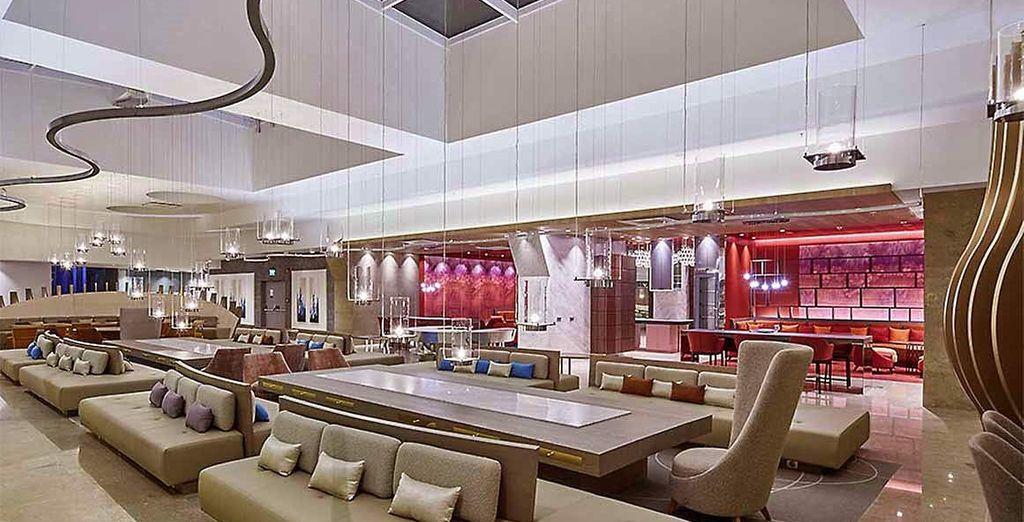 Il Novotel Istanbul Bosphorus Hotel è lieto di darvi il benvenuto