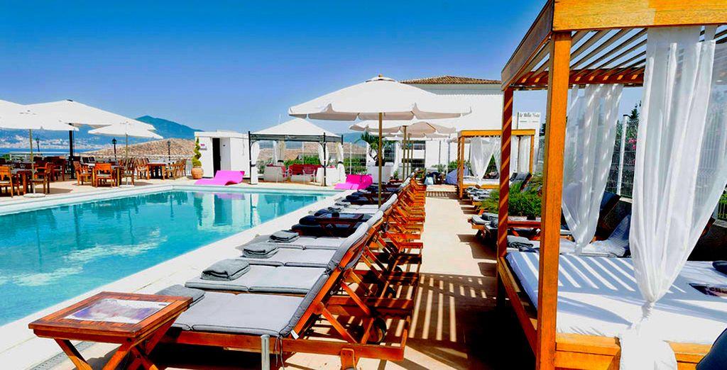 Godetevi momenti di puro relax in Corsica