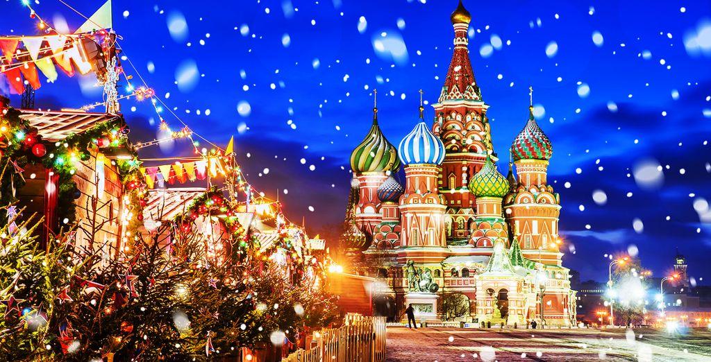 dove potrete vivere la magia delle feste