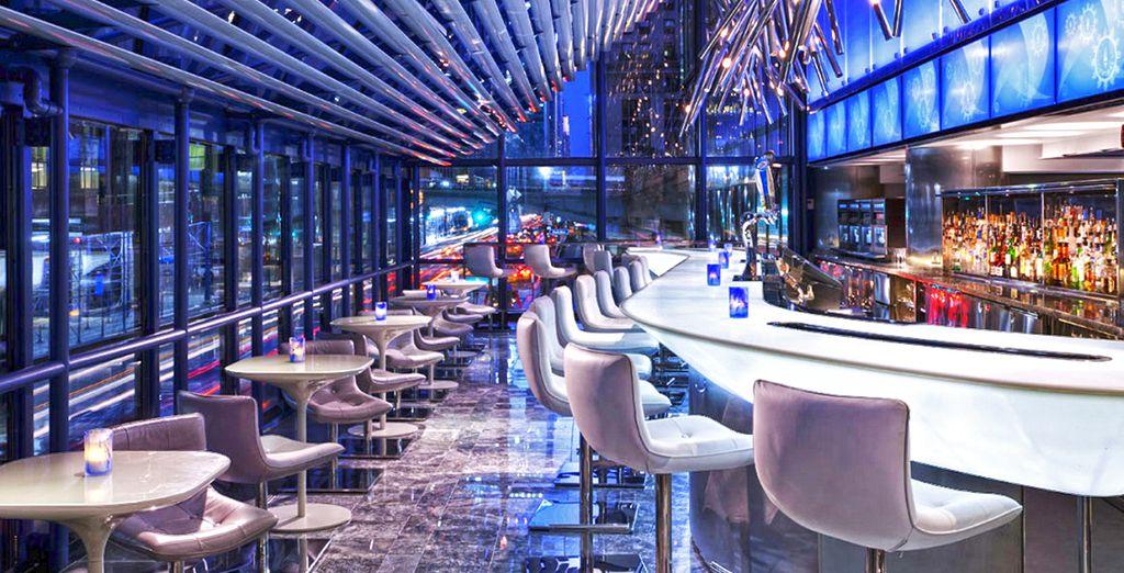 Un moderno 4* di design vi attende nel cuore di Midtown Manhattan