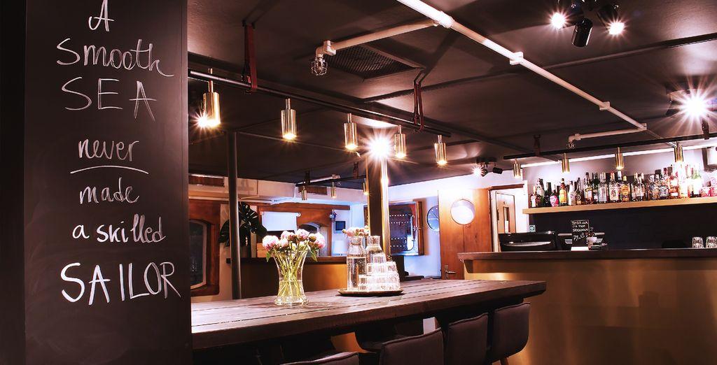il ristorante e bar The Port Deck