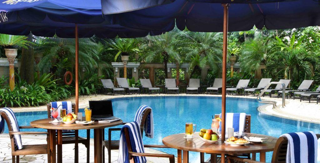 Hotel di lusso a Singapore