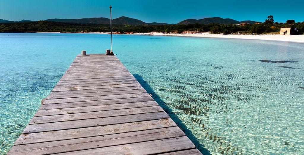 Gli scenari indimenticabili della Sardegna vi attendono