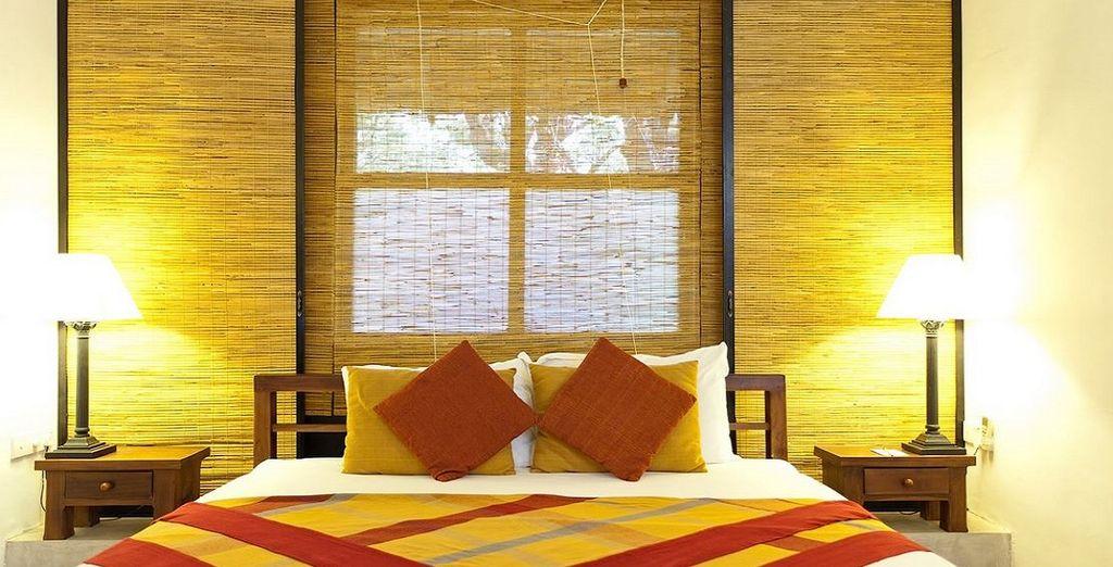 ampie e luminose, ideali per il vostro soggiorno