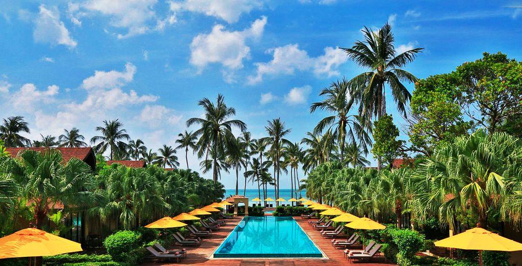 Partite per un esclusivo soggiorno in Thailandia, tra Bangkok e Koh Samui