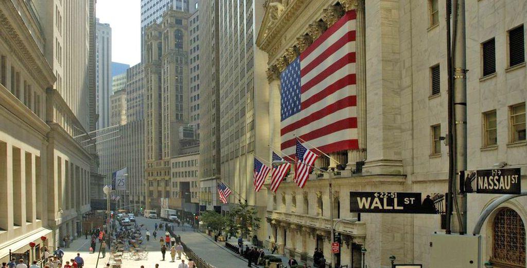 a 3 isolati da Wall Street
