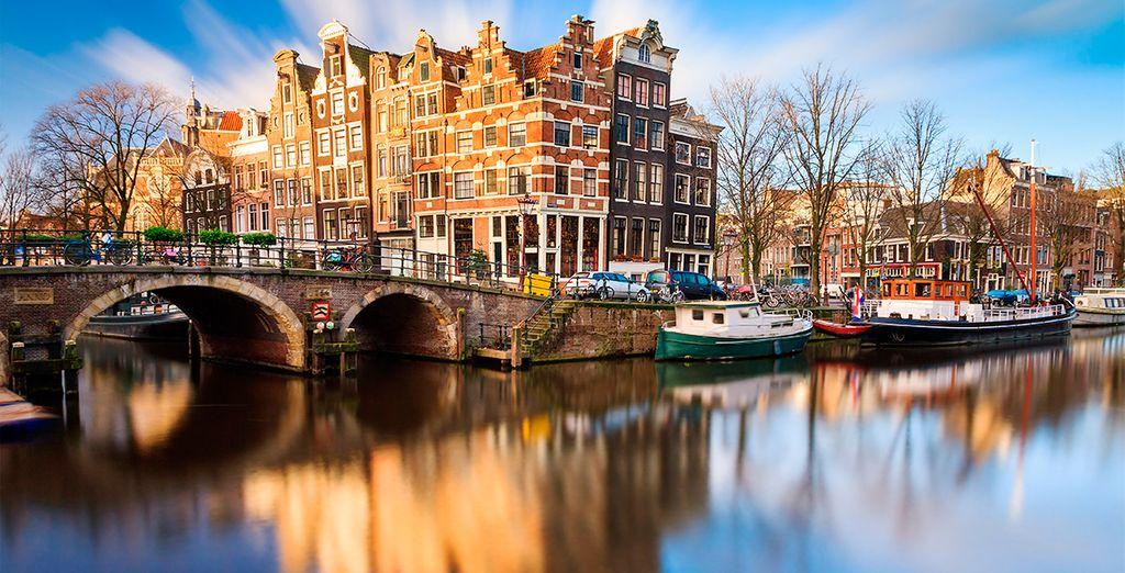 Benvenuti ad Amsterdam