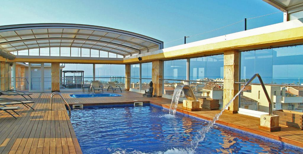 Sercotel Cunit Suites & SPA 4* Voyage Privé : fino a -70%