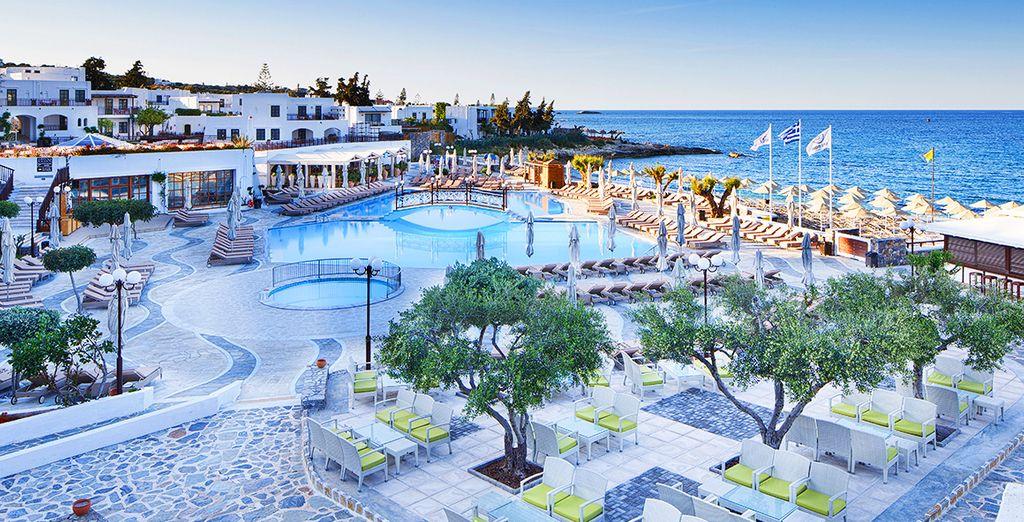 Creta Maris Beach Resort 5* Voyage Privé : fino a -70%