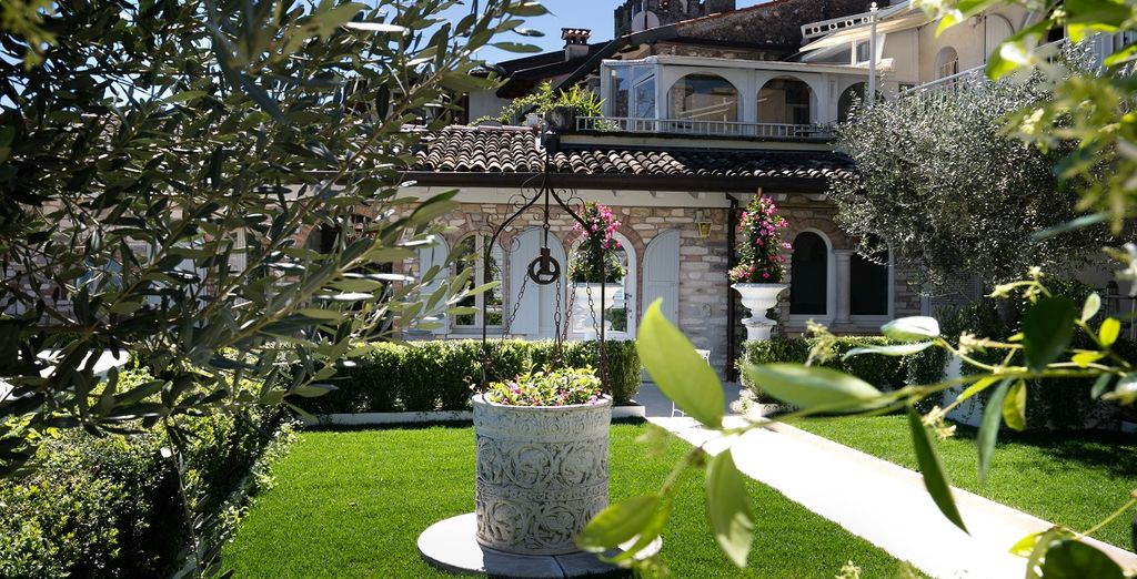 La Speranzina Restaurant & Relais 5* - hotel a sirmione