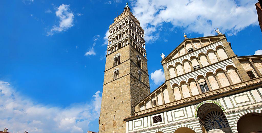 Benvenuti a Pistoia, Capitale italiana della cultura 2017