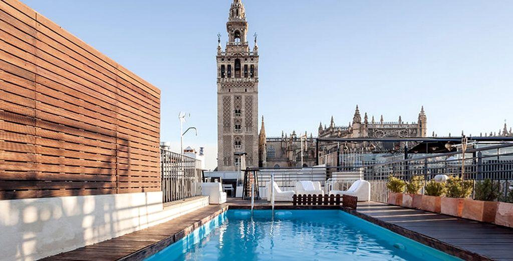 Nel cuore di Siviglia