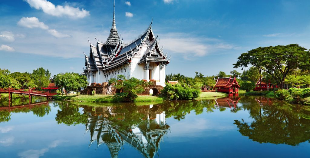 oppure potrete visitare l'antica Ayutthaya