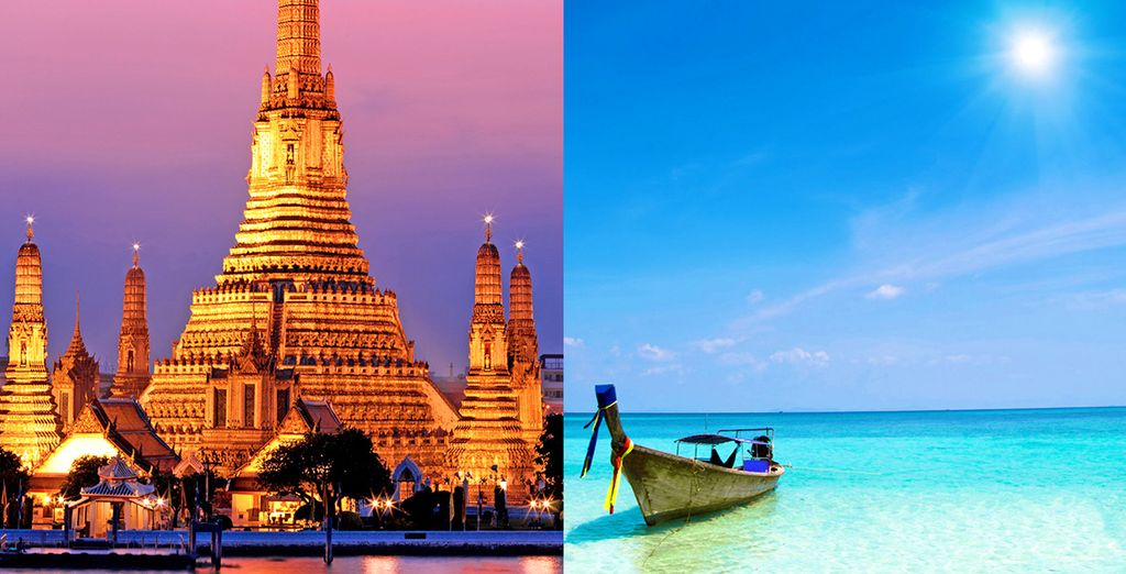 Dopo giorni trascorsi alla scoperta delle terre della Thailandia